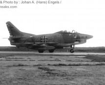 Fiat G-91 Luftwaffe . 1967 (HE)