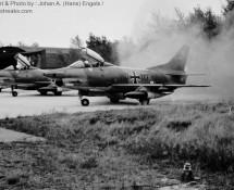 Fiat G-91 Luftwaffe , 1966 (HE)