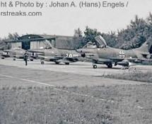 Fiat G-91 Italian AF +Luftwaffe , 1966 (HE)