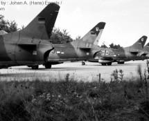 Fiat G-91 , Luftwaffe , 1966 (HE)