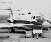 hawker-siddeley-hs-125-dominie-xs728-raf-le-bourget-27-5-1971-j-a-engels