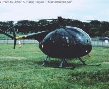 hughes 500m h-203 - deense lm -deelen 1983-j-a-engels
