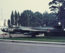 Hunter, Gilze-Rijen 1969 (HE)