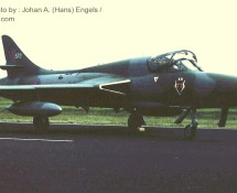 hunter-t-7-xl573 raf-twenthe-3-7-1987-j-a-engels