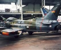 Fiat G-91 in 1998 (FK)