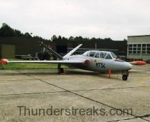 MT34 Fouga CM-170 Magister BAF (FK)