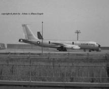KC-135 tanker , USAF (HE)
