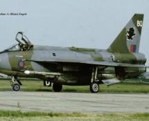 (1987) Lightning RAF (HE)