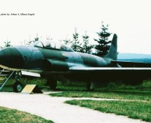 T-33A in 1990 (HE)