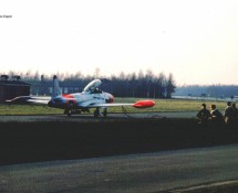 T-33 K.Lu.. 1968  photo by : F.Spangenberg (CHE)