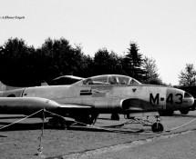 lockheed t-33 m43-ehv-9-9-1966-j-a-engels