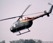 mbb-bölkow-105 8054-duitse-luftwaffe-eindhoven-20-9-1986-j-a-engels