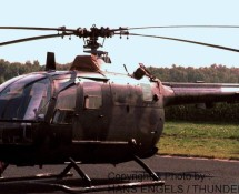 mbb-bölkow-105 b-67-k-lu_-eindhoven-19-9-1986-j-a-engels
