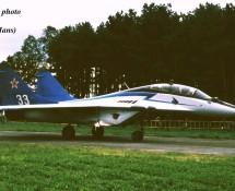 mig-29-33 demoteam-strizhy-russische lm-oostmalle-zoersel-4-9-1993-j-a-engels