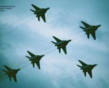 mig-29-formatie-demoteam-strizhy-russische lm-oostmalle-zoersel-4-9-1993-j-a-engels