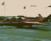 fouga magister mt31-bierset-21-6-1980-j-a-engels