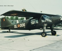 dornier do-27 belg.lm OL-D06 beauvechain-27-6-1970-j-a-engels