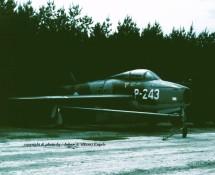 P-243, Deelen 1983 (HE)