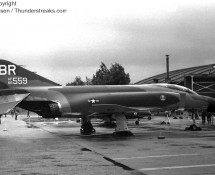 F-4D Phantom , USAFE (FK)
