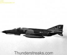 "(1970) F-4E ""Wolfhounds"" USAFE (FK)"