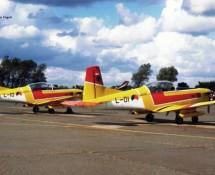 pilatus-pc-7 K.Lu. L-01 en L-10-mvk-valkenburg-13-9-1997-j-a-engels