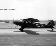 Piper Super Cub . K.Lu.. 1968(HE)