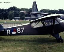 Piper Super Cub, Deelen 1978 (HE)