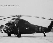Sikorsky H-34 , WGAF (HE)