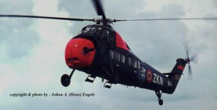 sikorsky s-58 belg.lm ot-zkn-beauvechain-27-6-1970 j.a.engels
