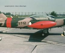 siai-marchetti sf.260 belg.lm st-12-beauvechain-27-6-1970-j-a-engels
