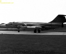 1969 Starfighter 26+13 Luftwaffe (6-8-1969) (FK)