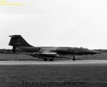 1968 BAF Starfighter FX83 (FK)