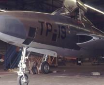 RF-84F Thunderflash TP-19 (HE)