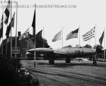 Thunderjet, Eindhoven 1967 (HE)