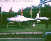 Thunderjet, Eindhoven 1967 (CHE)