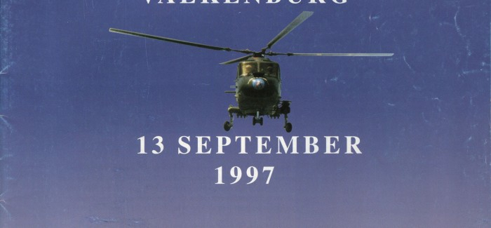 Valkenburg Airshow (NL), September 13th, 1997