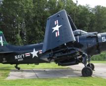 (warbird) douglas-skyraider-126922-usn-503-va-155-g-radr-aviodrome-mus-20-8-2011-j-a-engels