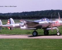 (warbird) lockheed-p-38-lightning-red-bull-n25y-aviodrome-mus-20-8-2011-j-a-engels