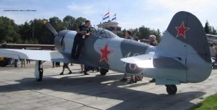 (warbird) yak-3u ra3482k-aviodrome-mus-20-8-2011-j-a-engels