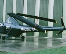 westland-ws-51-dragonfly-wg752 (911)-royal-navy-duxford-u-k-museum-20-7-1987-j-a-engels