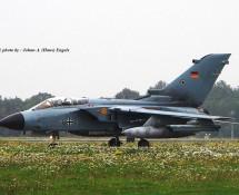 Tornado 46+10 Duitse Luftwaffe Volkel 7-10-2010 J.A.Engels