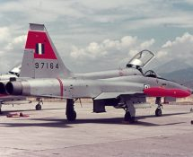 RF-5A 97164 of 349 sqn HAF (FK)