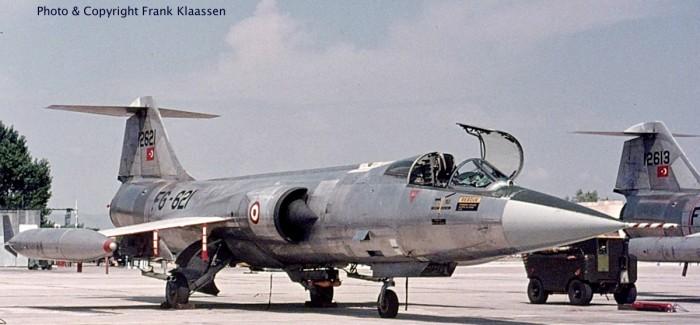 F-104G Turkish AF