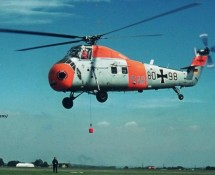 Sikorsky S-58 German Navy (HE)