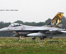F-16A Noorse LM 671 Volkel 7-10-2010 J.A.Engels