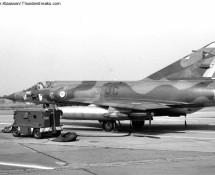 Mirage 3E , FAF (FK)