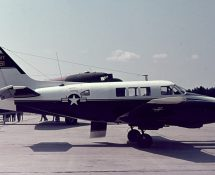 Beechcraft U-21 Ute 15891 of the USArmy (FK)