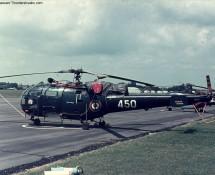 Alouette III Franch Navy (FK)