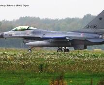 F-16A J-009 K.Lu. 313 sq. Volkel 7-10-2010 J.A.Engels