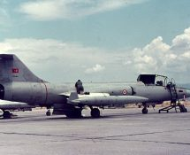 13644, F-104G TurkishAF (FK)